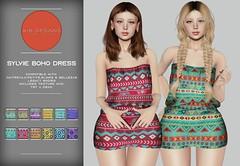 KiB Designs - Sylvie Boho Dress @Orsy Event 9th April