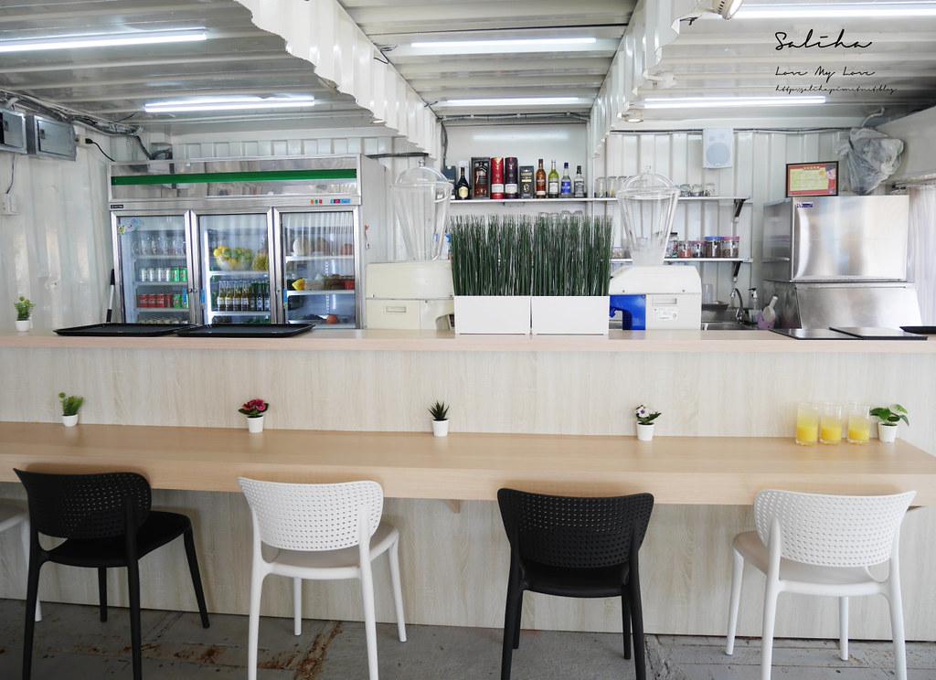 基隆餐廳推薦外木山玩水海邊一日遊喫吧海鮮基隆看海餐廳下午茶不限時間可久坐 (4)