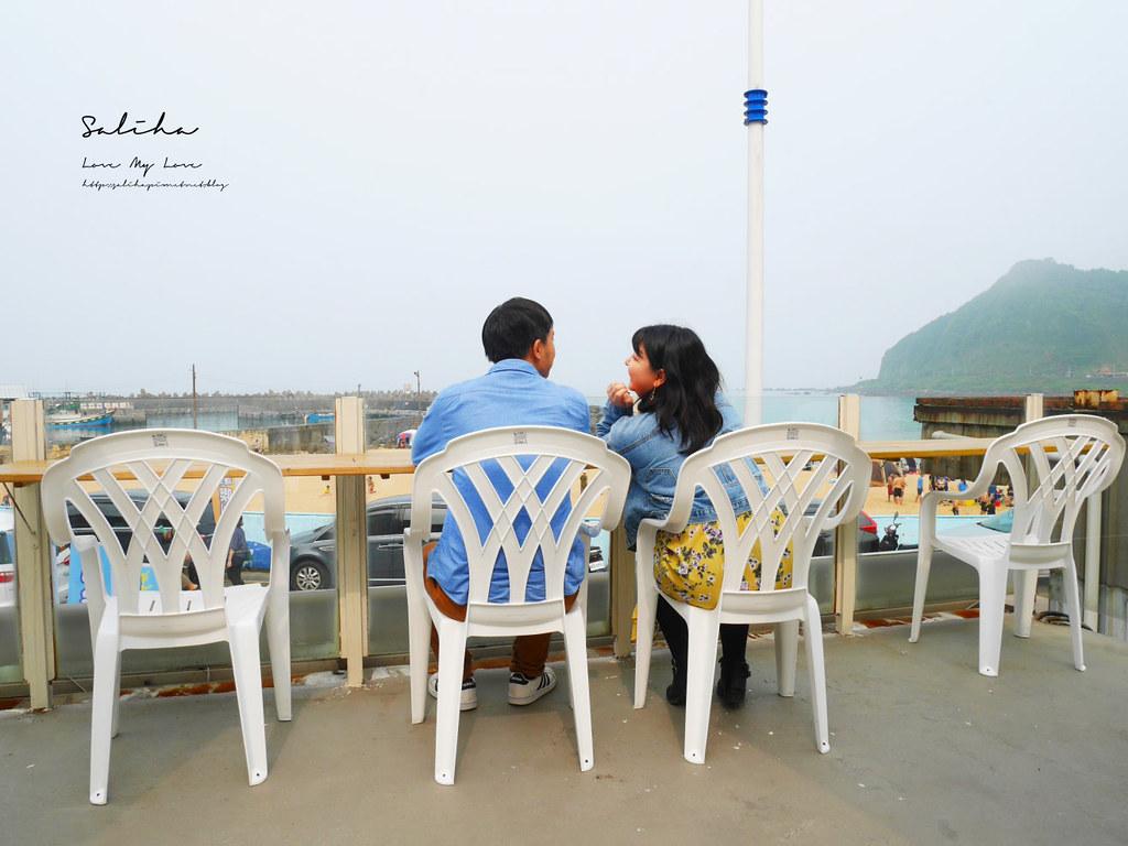 基隆美食喫吧海鮮 外木山餐廳推薦基隆景觀餐廳好吃中式熱炒冰品適合聚餐 (5)