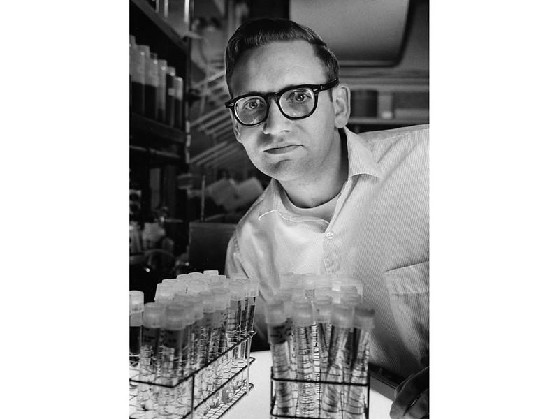 Biophysicist F. William Studier Through the Years