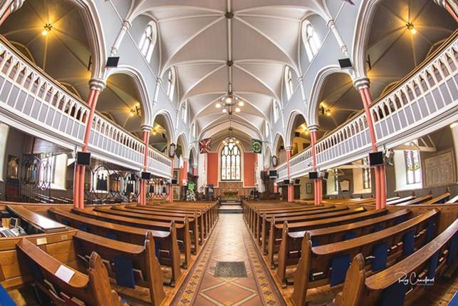 ENNISKILLEN, St Macartin's Cathedral Int