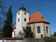 Levý Hradec: Hradiště, kde stával nejstarší český kostel