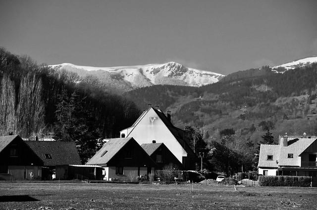 Le Rothenbachkopf (Alt : 1316m)