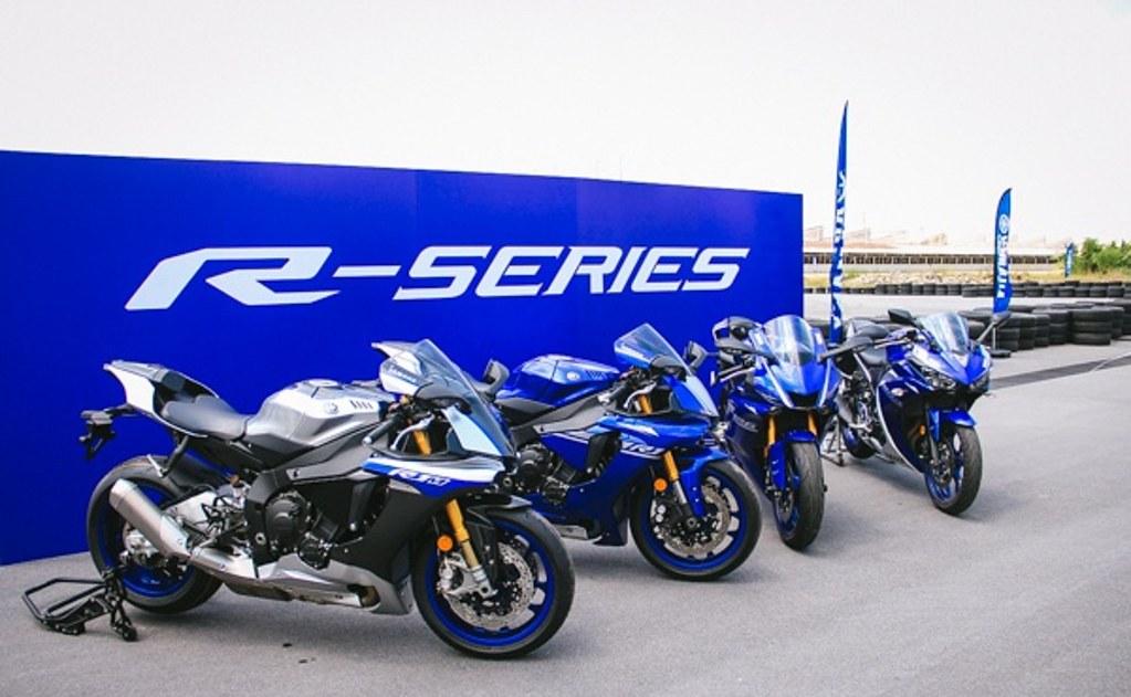 Yamaha R-Series