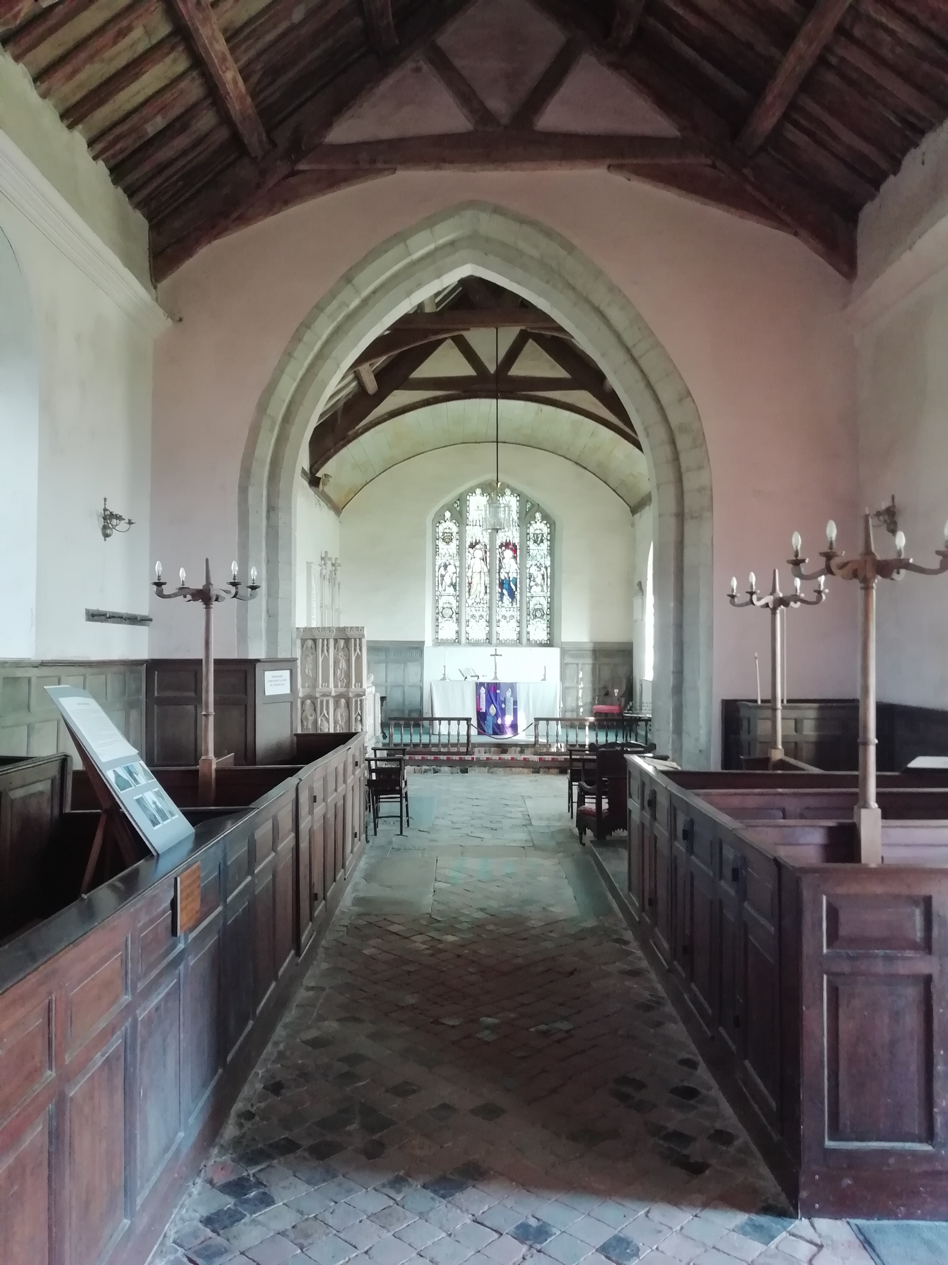 CROFT, St Michael and All Angels Int