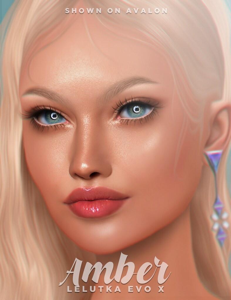 AMBER Skin by Koonz