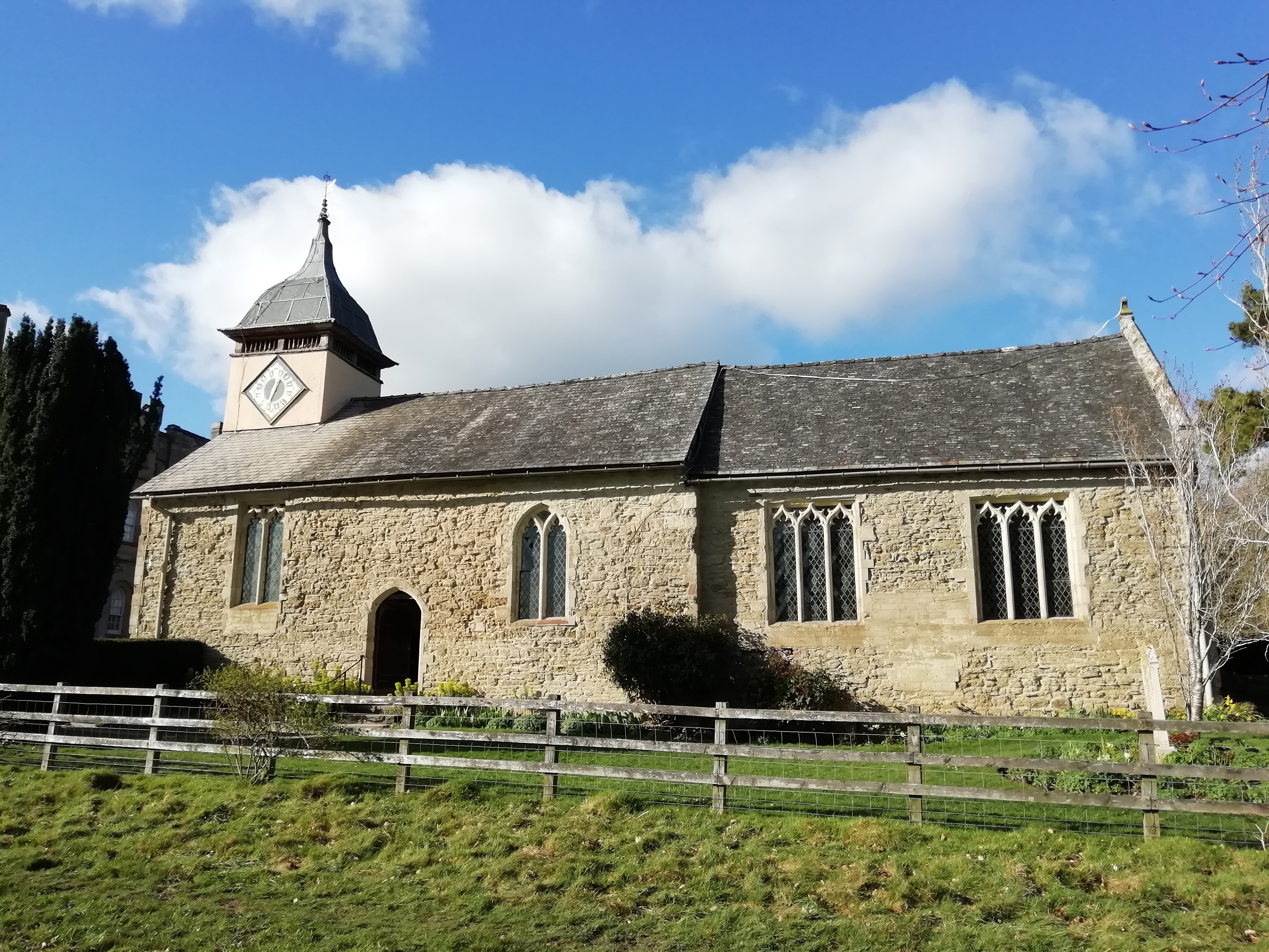CROFT, St Michael and All Angels Ext