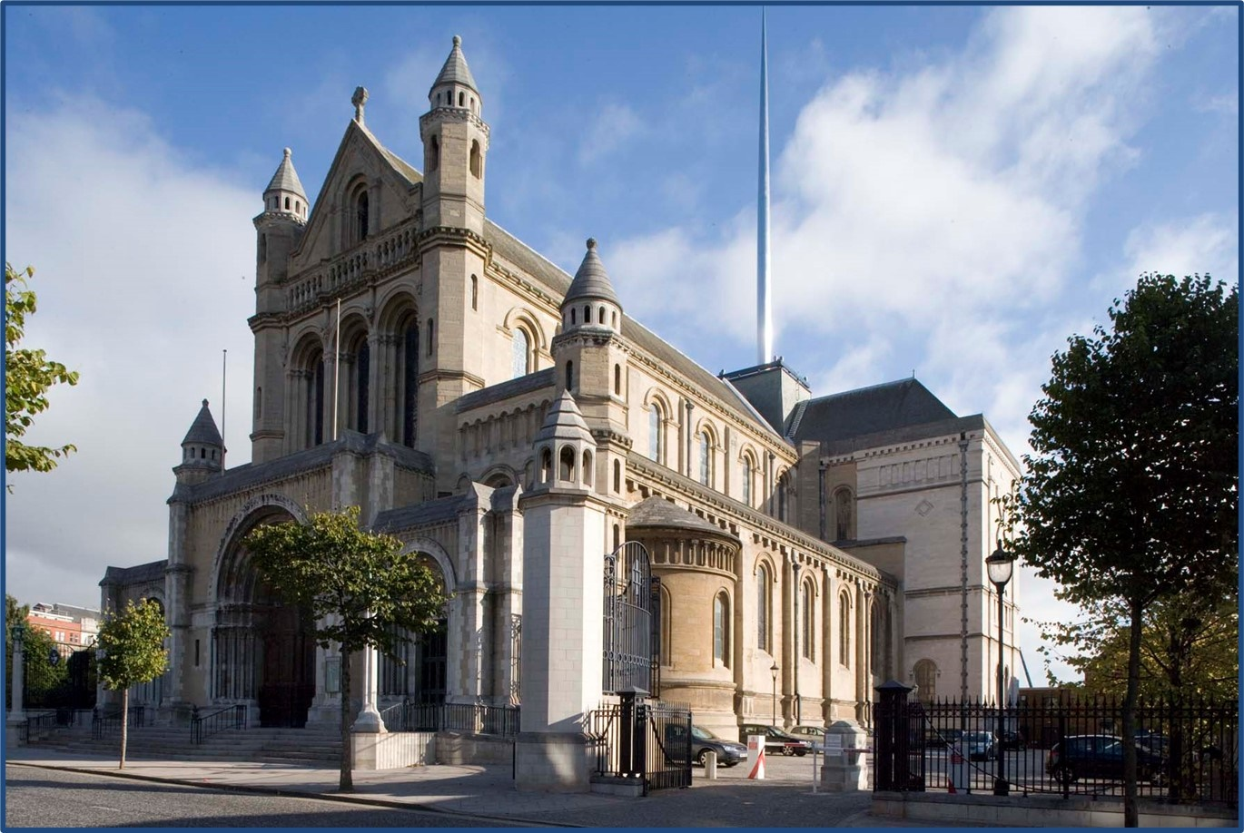BELFAST, St Anne's Cathedral Ext
