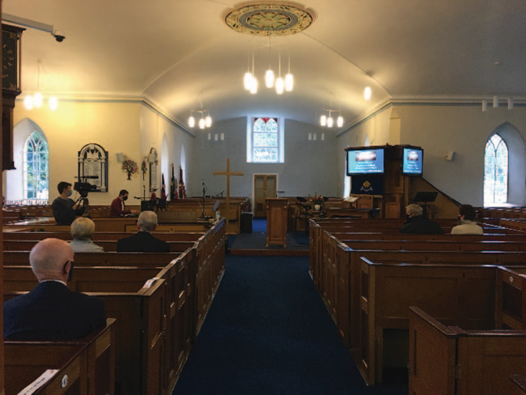 KILLINCHY, Killinchy Presbyterian Church Int