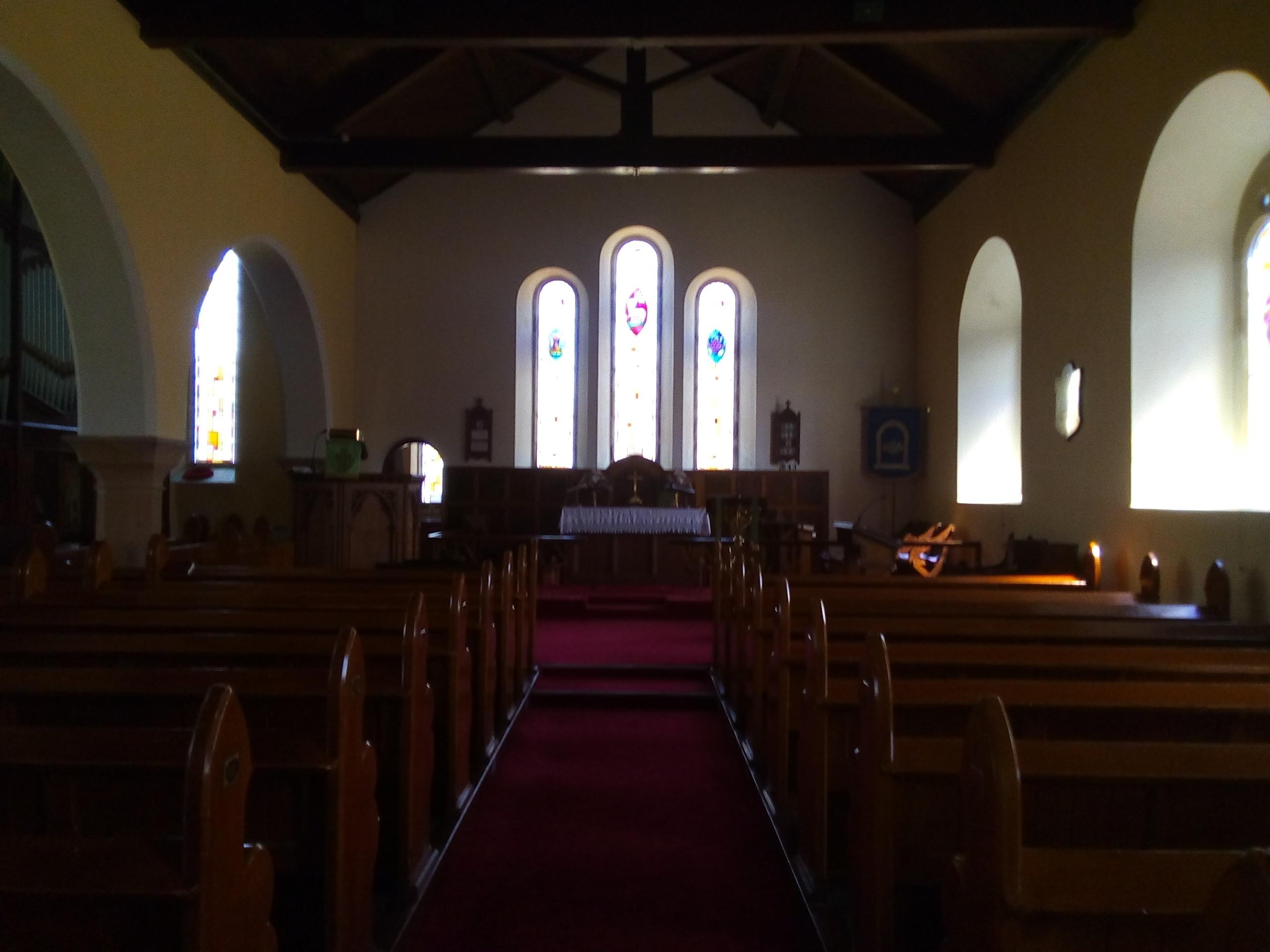 TERMONAMONGAN, Parish Church Int