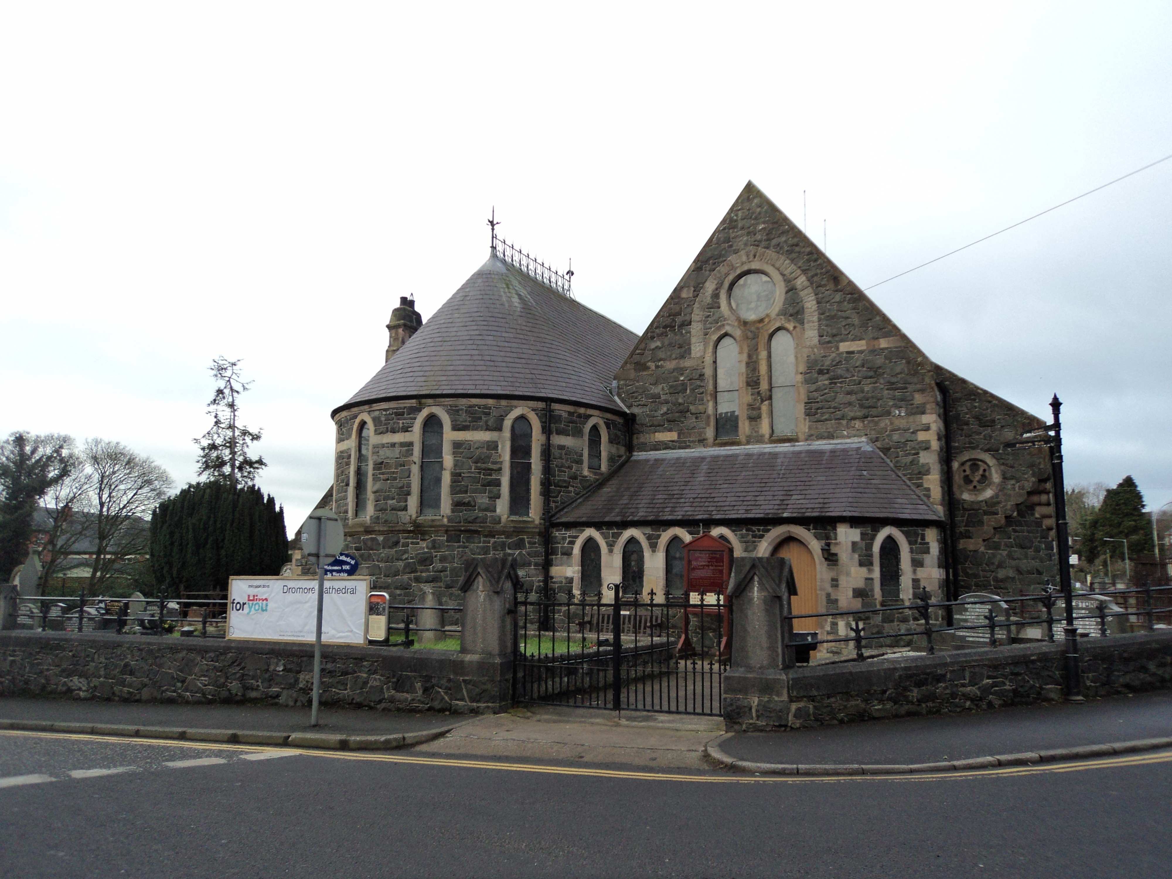 DROMORE Cathedral Church of Christ the Redeemer Ext