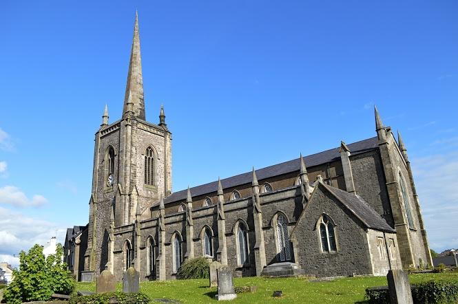 ENNISKILLEN, St Macartin's Cathedral Ext