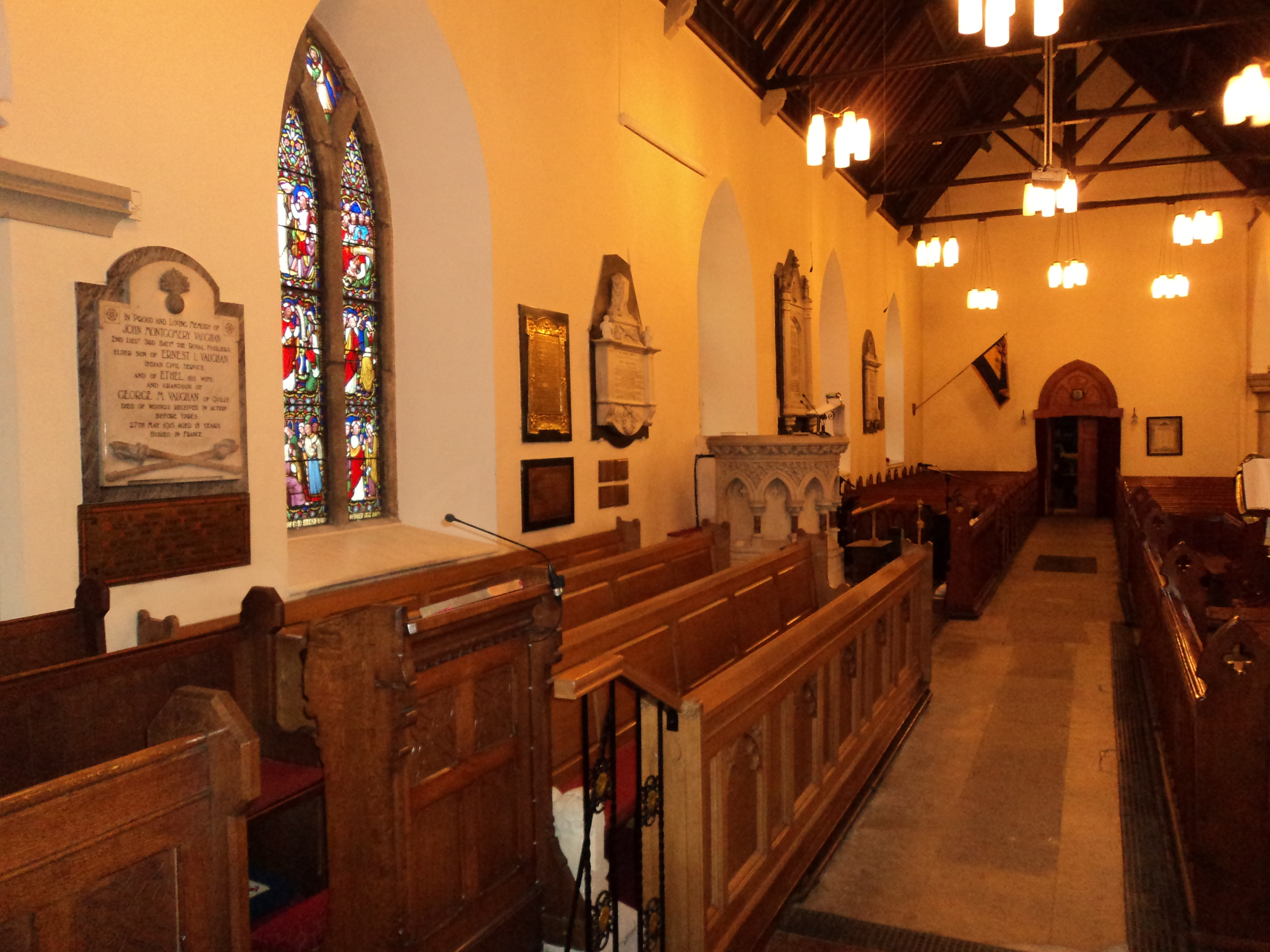 DROMORE Cathedral Church of Christ the Redeemer Int