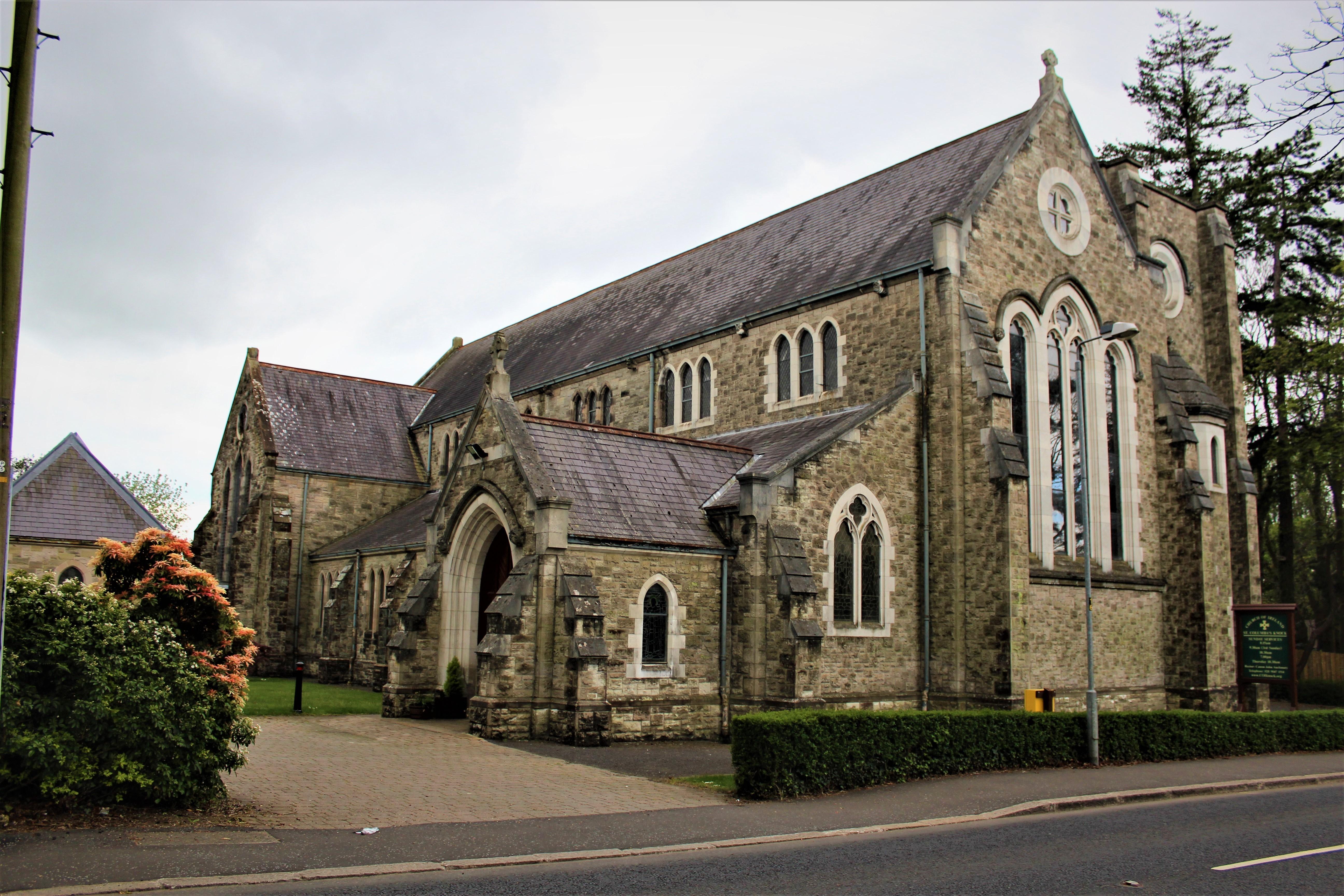 BELFAST, Knock, St Columba - Ext