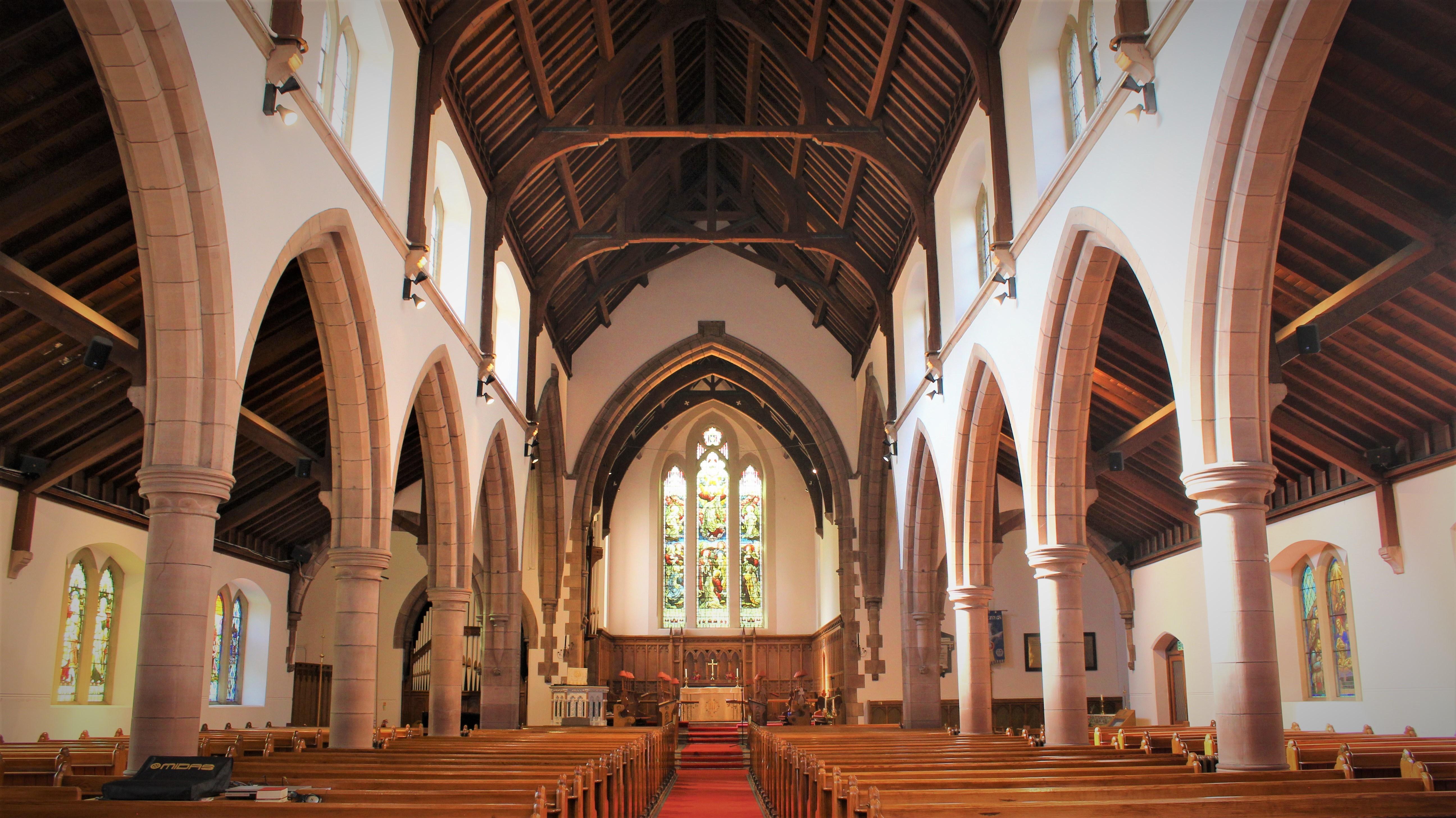 BELFAST, Knock, St Columba - Int