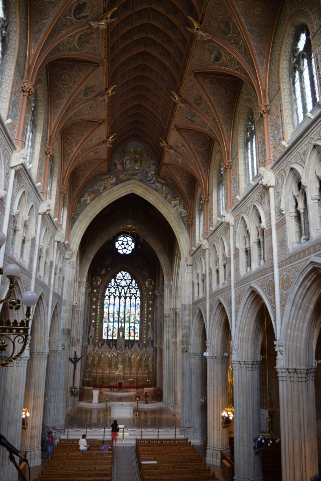 ARMAGH, St Patrick's Cathedral Int