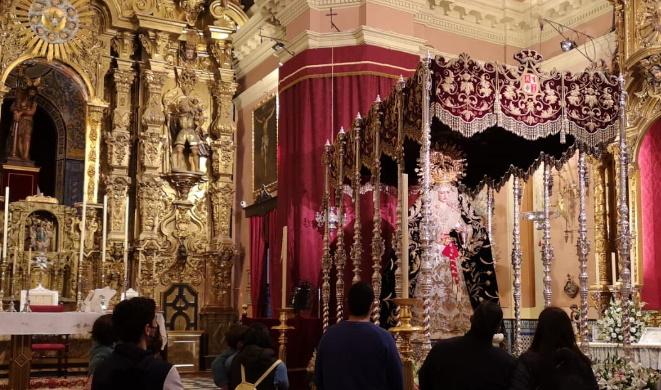 Triduo Virgen Dolores Misericordia Hermandad de la Misericordia 2021