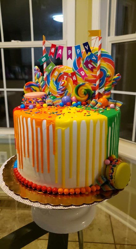 Cake by Pinches Cakes