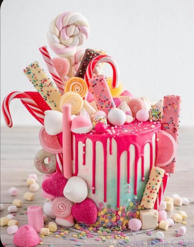 Cake by KJ's Gourmet Bakery