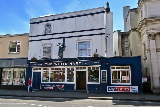 The White Hart, Bristol, UK