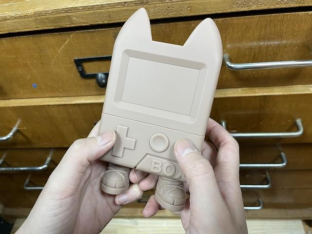 Game Boxcat by Rato Kim on TOYSREVIL