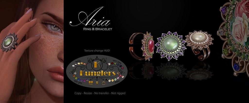 KUNGLERS - Aria Set