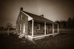 Robert E. Lee's Headquarters