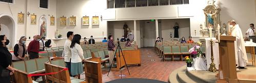 Indoor Mass