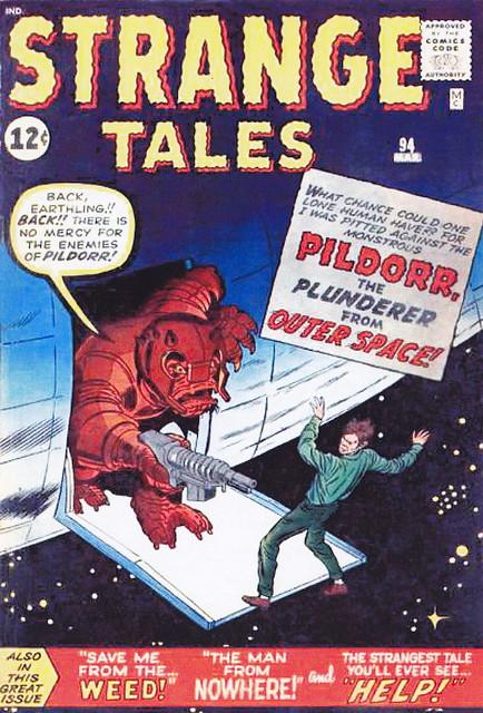Strange Tales #94