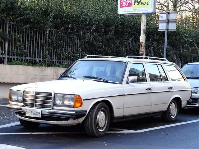 1986 Mercedes-Benz 240 TD