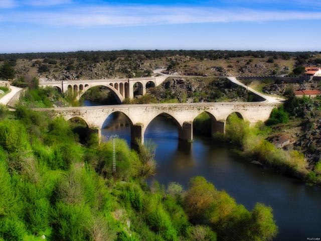 Puente Viejo y Puente Nuevo
