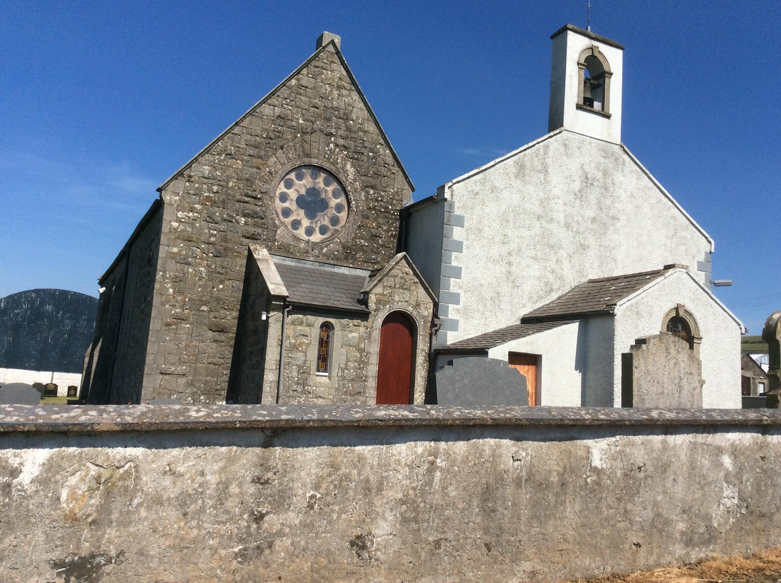 TERMONAMONGAN, Parish Church ext