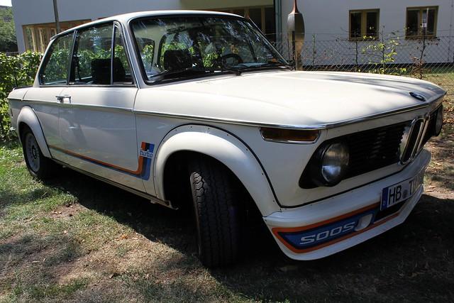 BMW 2002 Turbo [E20]