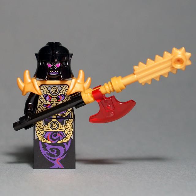 LEGO Ninjago Overlord-Golden Master – Rebooted (NJO107)