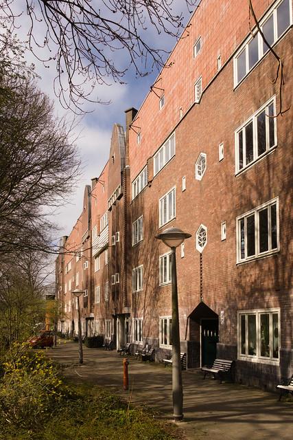 Amsterdam - Spaarndammerplantsoen