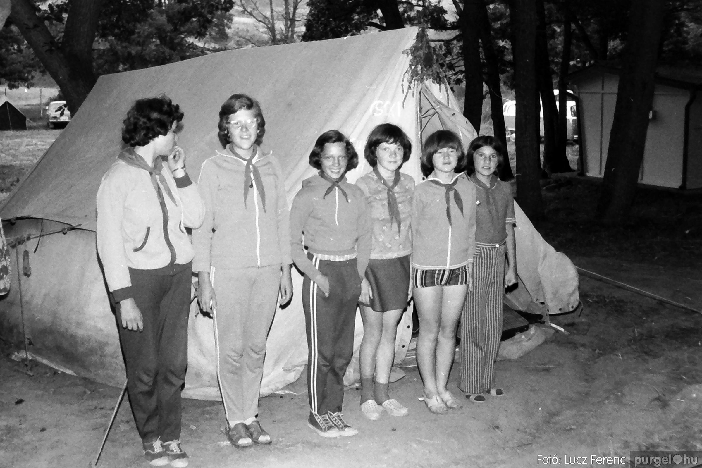 086, 088. 1977. Nyári tábor a Mátrában 049. - Fotó: Lucz Ferenc.jpg