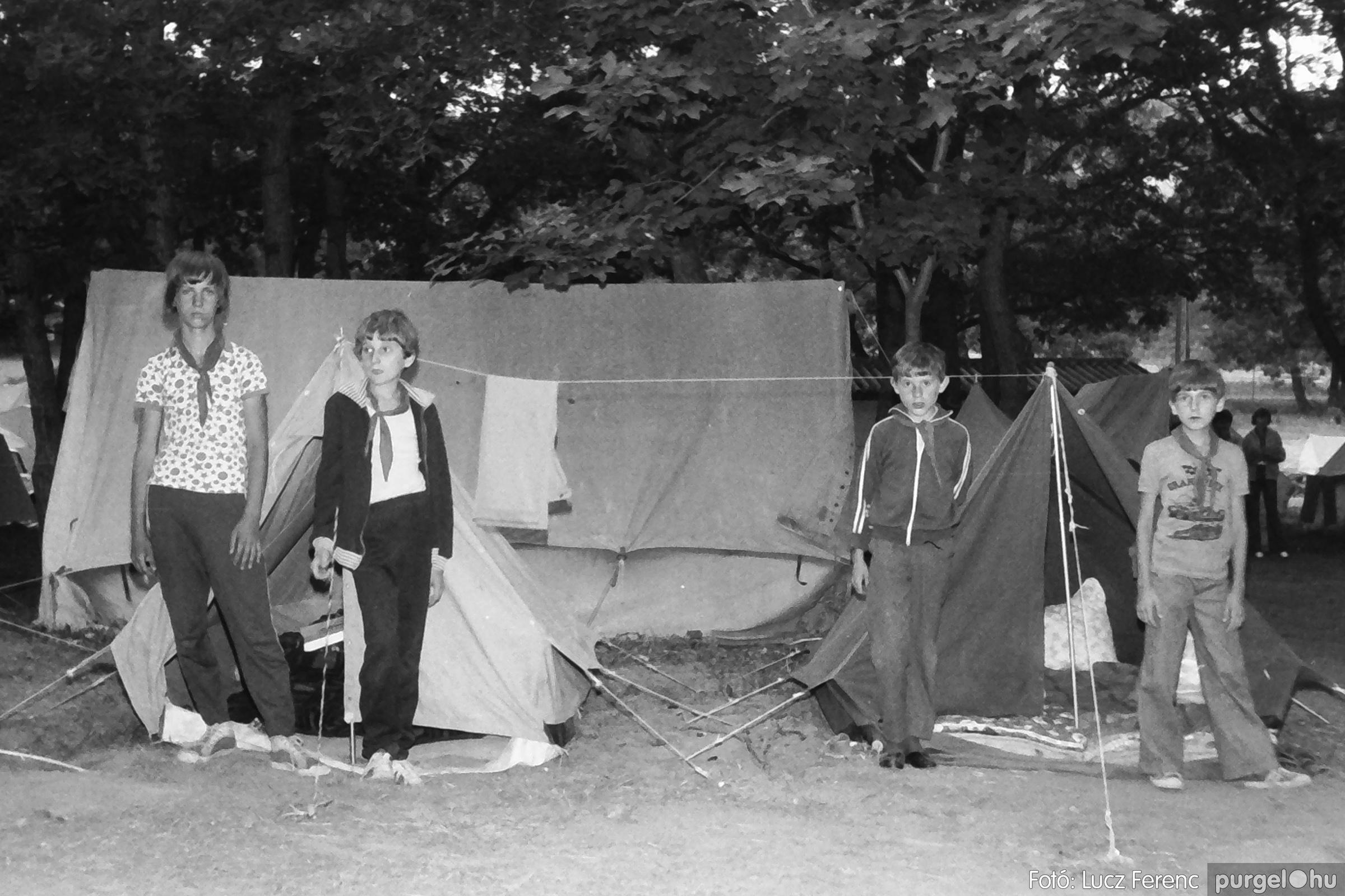 086, 088. 1977. Nyári tábor a Mátrában 045. - Fotó: Lucz Ferenc.jpg