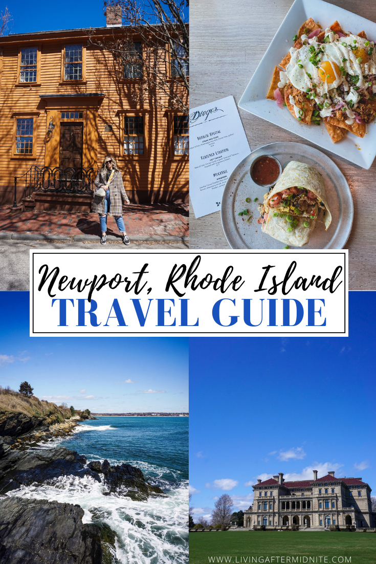 What to See, Do & Eat in Newport | A First Timer's Guide to 2 Days in Newport Rhode Island | What to do in Newport | Newport Travel Guide | Best Things to do in Newport | Best Places to Visit in Newport