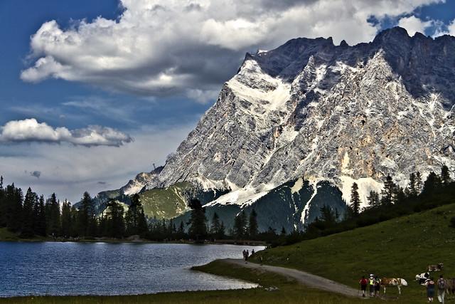 Seebensee, Tirol - Austria (0452)