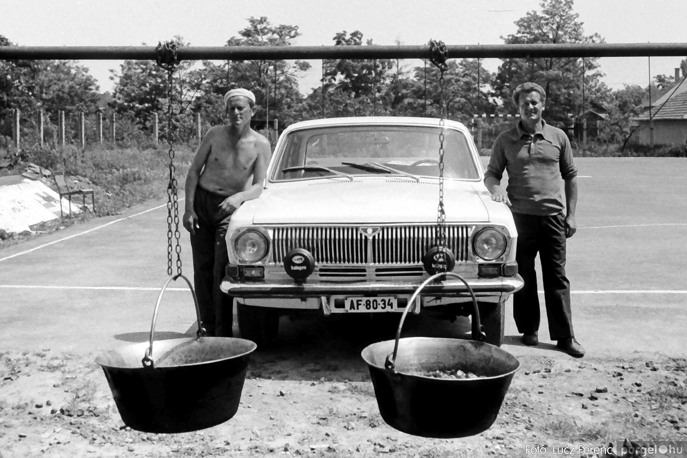 081. 1977. Kendergyári dolgozók vetélkedője 014. - Fotó: Lucz Ferenc.jpg
