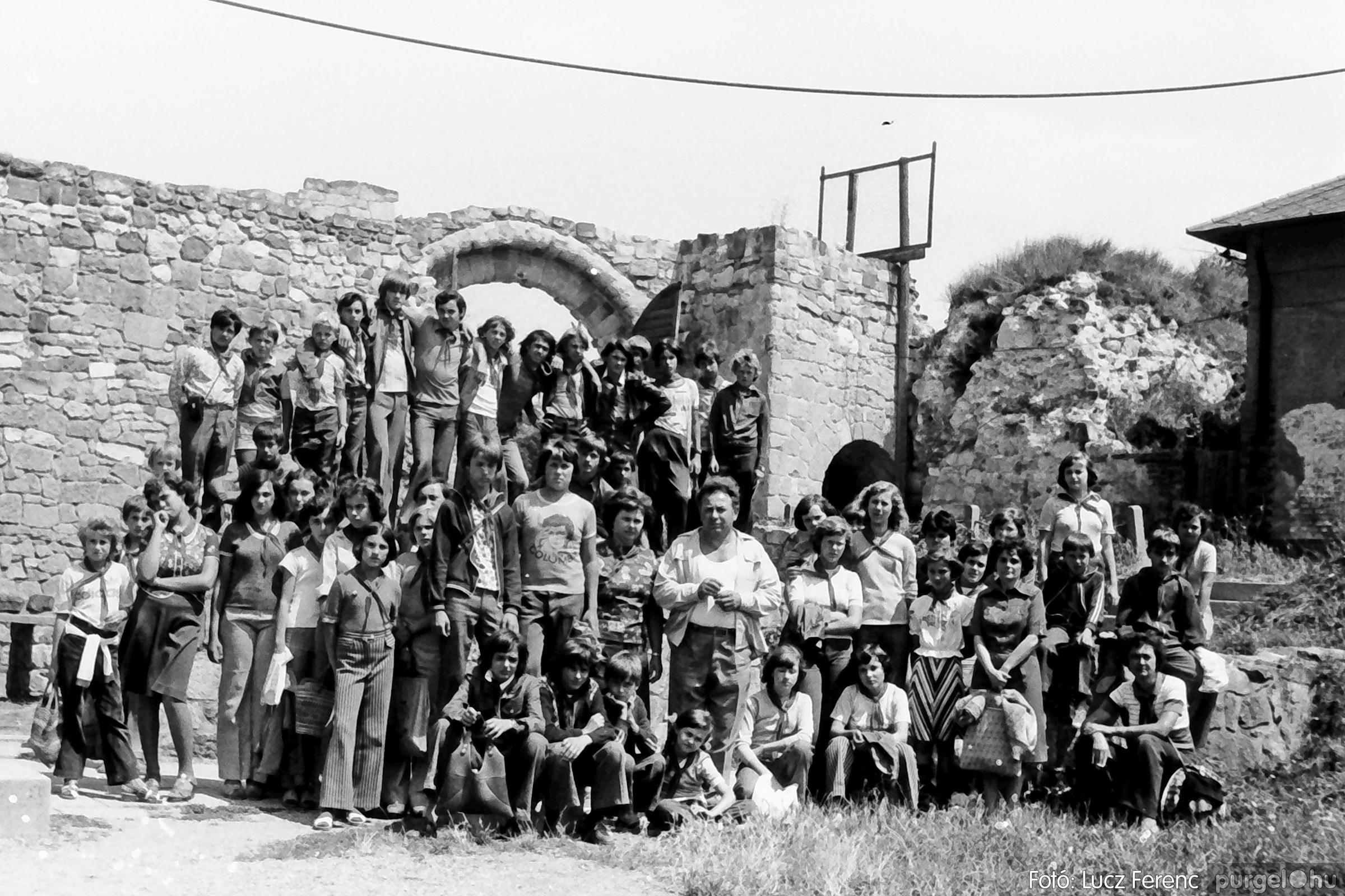 086, 088. 1977. Nyári tábor a Mátrában 028. - Fotó: Lucz Ferenc.jpg