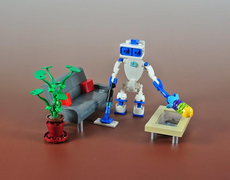 Robo Maid 2031