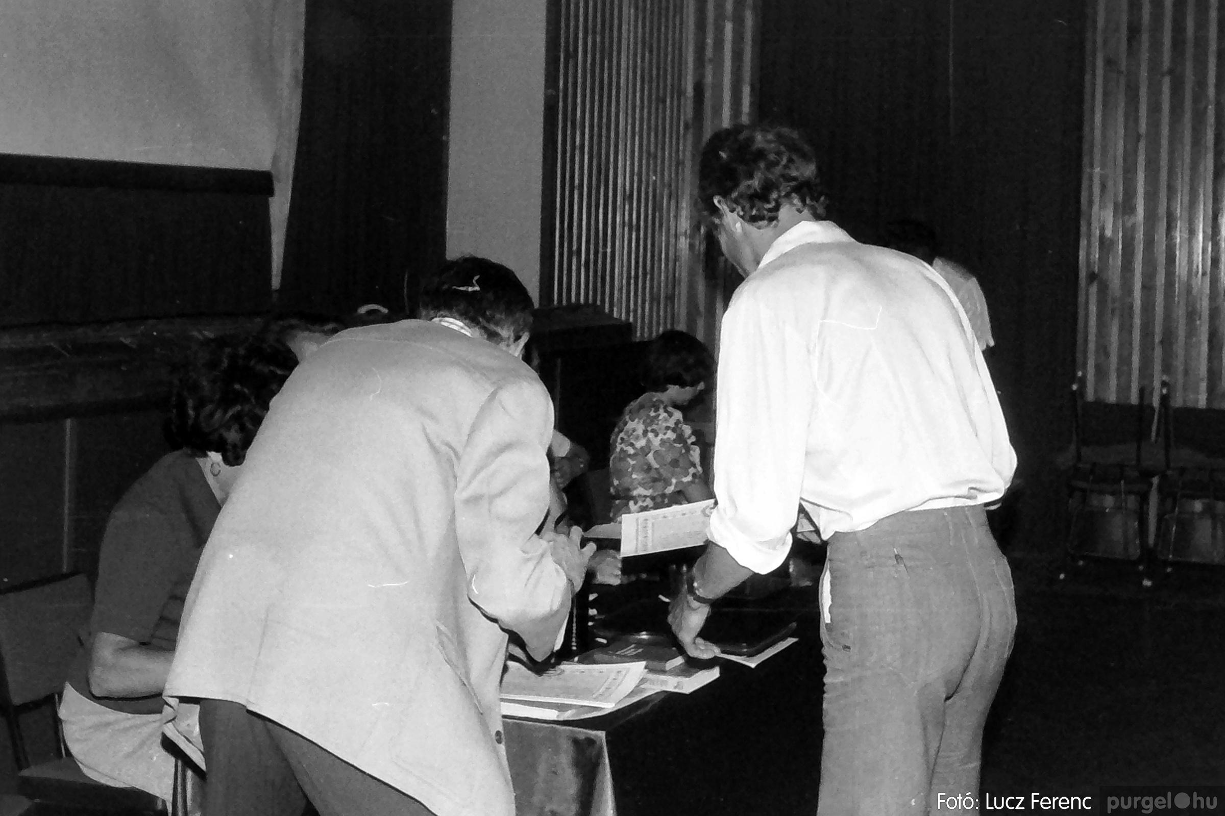 081. 1977. Kendergyári dolgozók vetélkedője 018. - Fotó: Lucz Ferenc.jpg