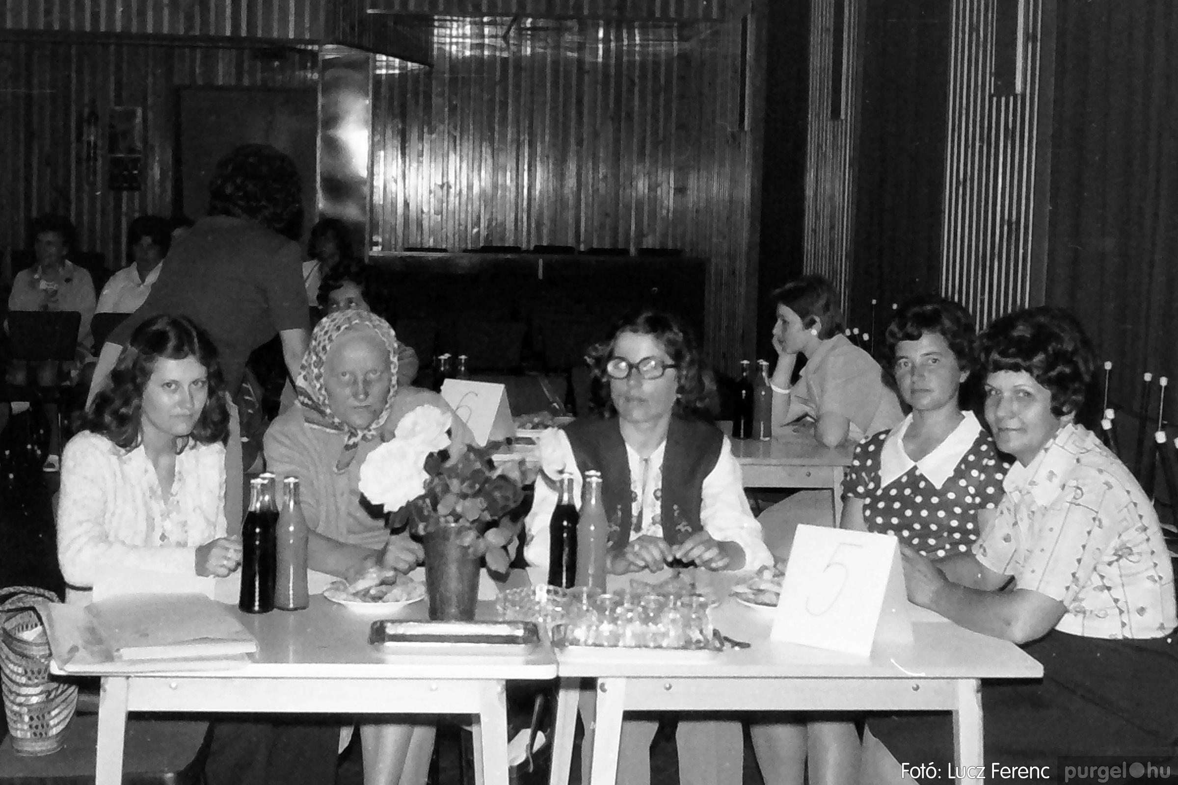 081. 1977. Kendergyári dolgozók vetélkedője 003. - Fotó: Lucz Ferenc.jpg