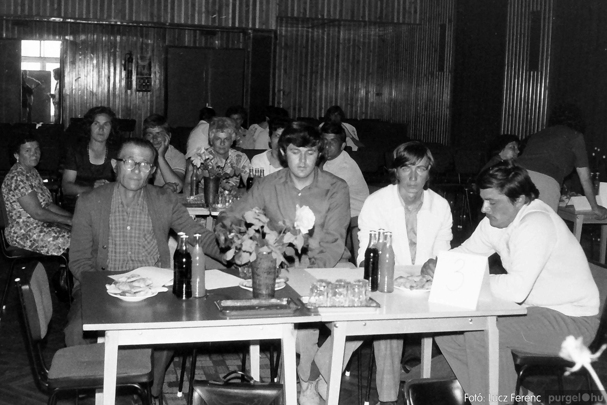 081. 1977. Kendergyári dolgozók vetélkedője 002. - Fotó: Lucz Ferenc.jpg