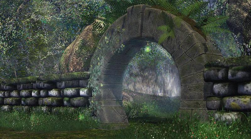 Cloven Forest - III - blogpost