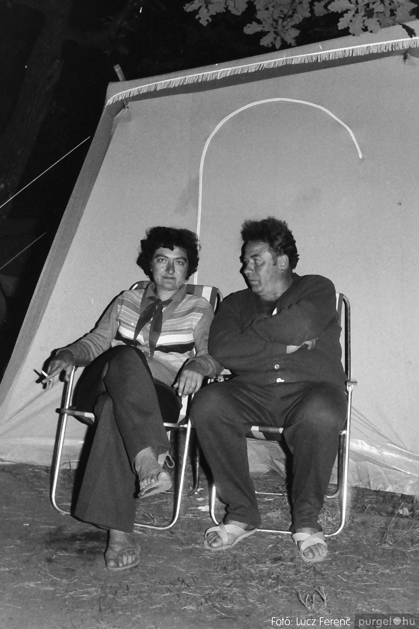 086, 088. 1977. Nyári tábor a Mátrában 061. - Fotó: Lucz Ferenc.jpg
