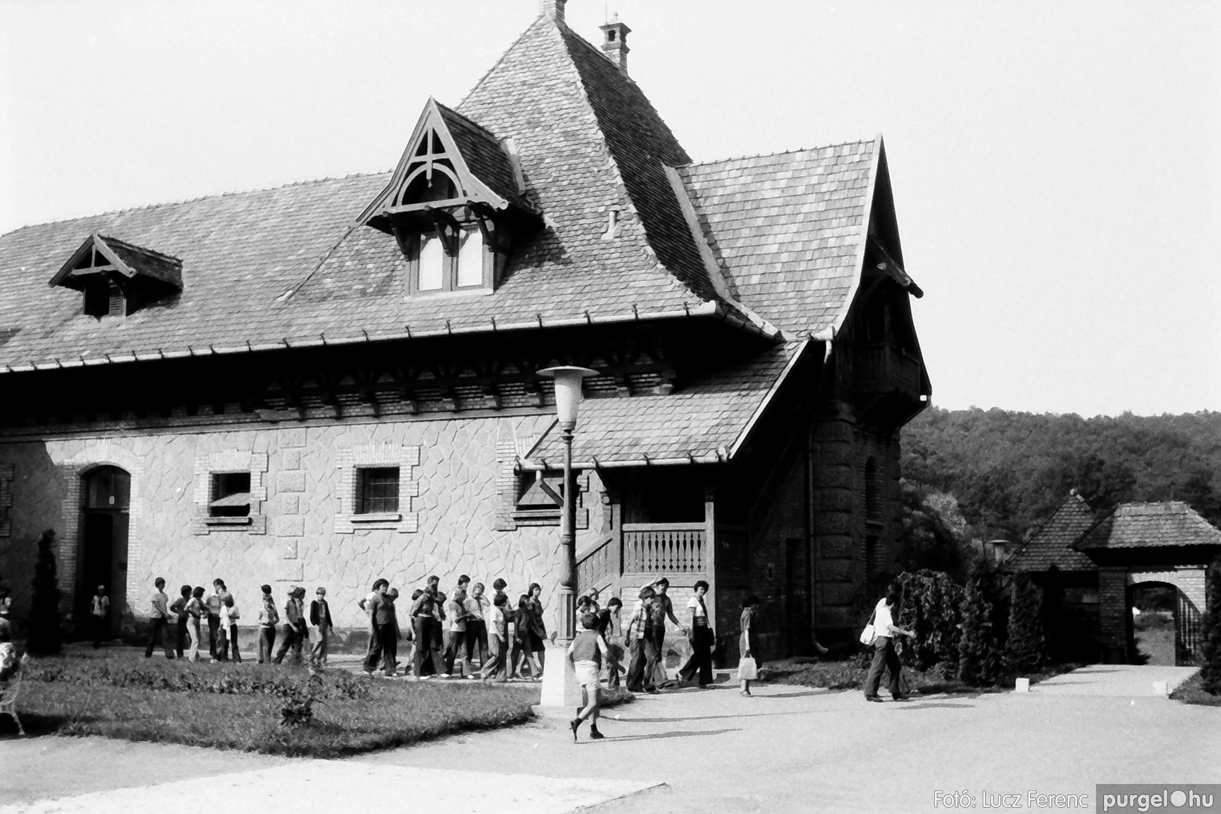 086, 088. 1977. Nyári tábor a Mátrában 037. - Fotó: Lucz Ferenc.jpg