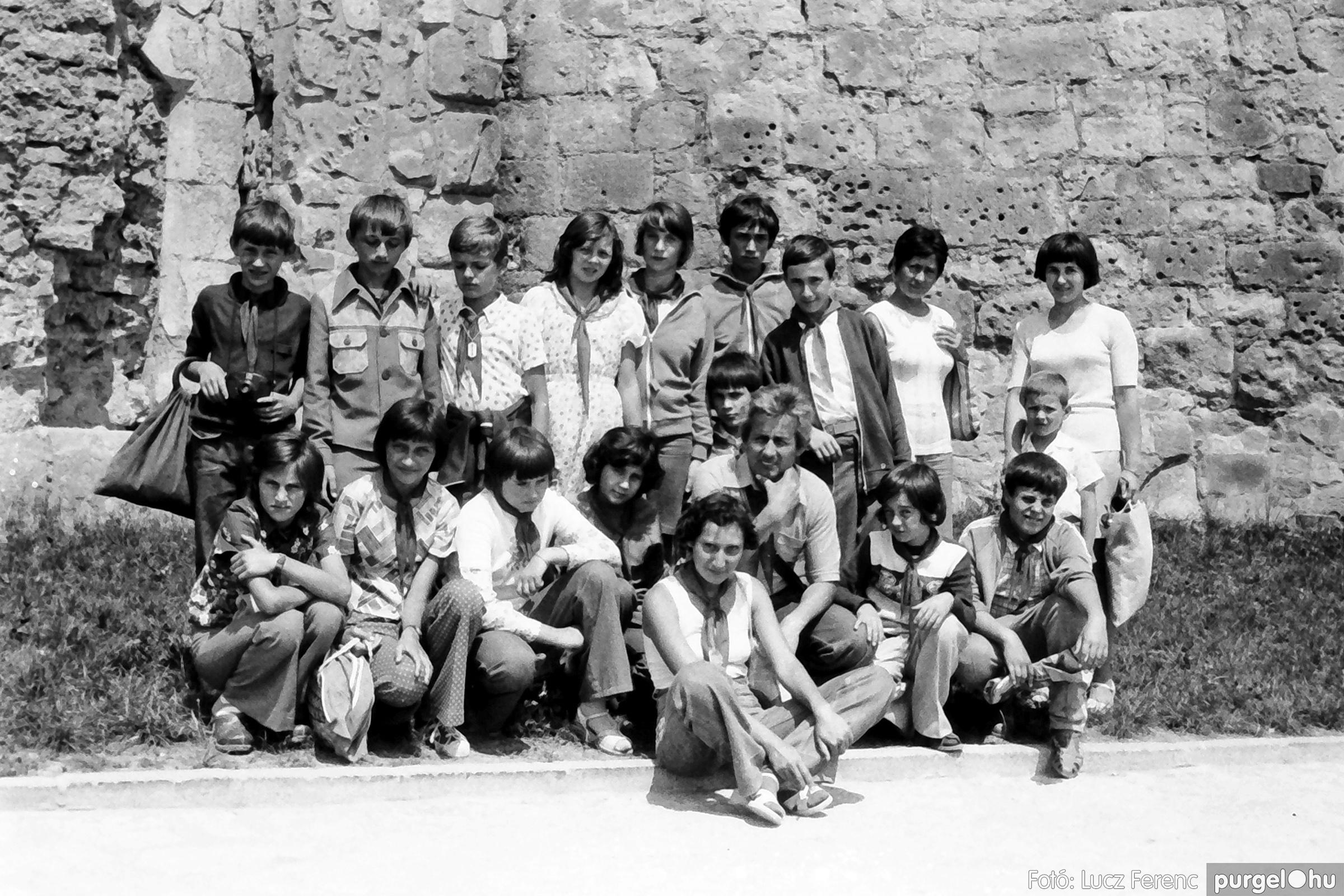 086, 088. 1977. Nyári tábor a Mátrában 030. - Fotó: Lucz Ferenc.jpg