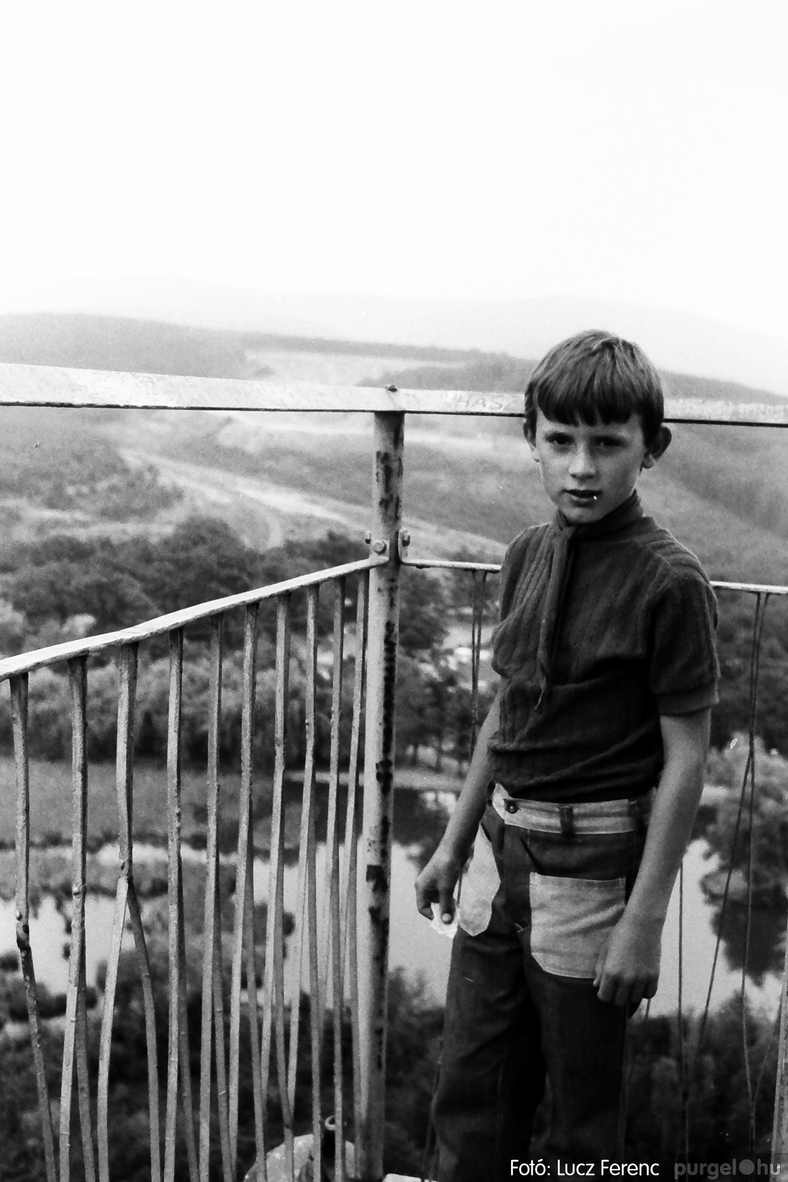 086, 088. 1977. Nyári tábor a Mátrában 014. - Fotó: Lucz Ferenc.jpg